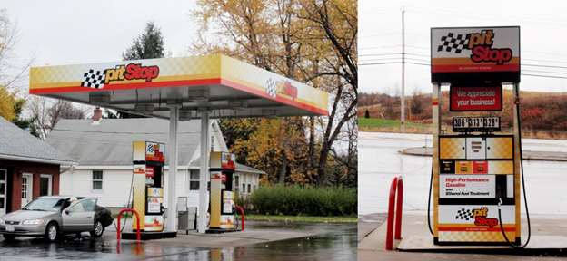 Gas Station Conversion